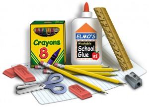 šolske potrebščine 2015