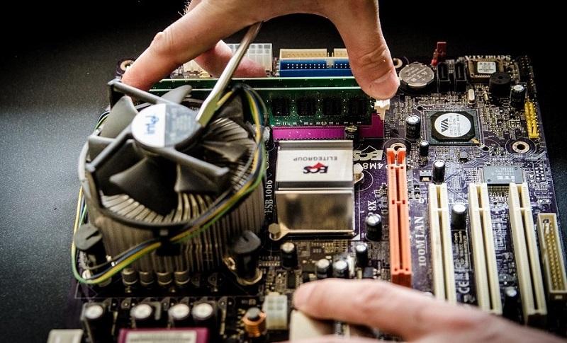 Popravilo računalnikov