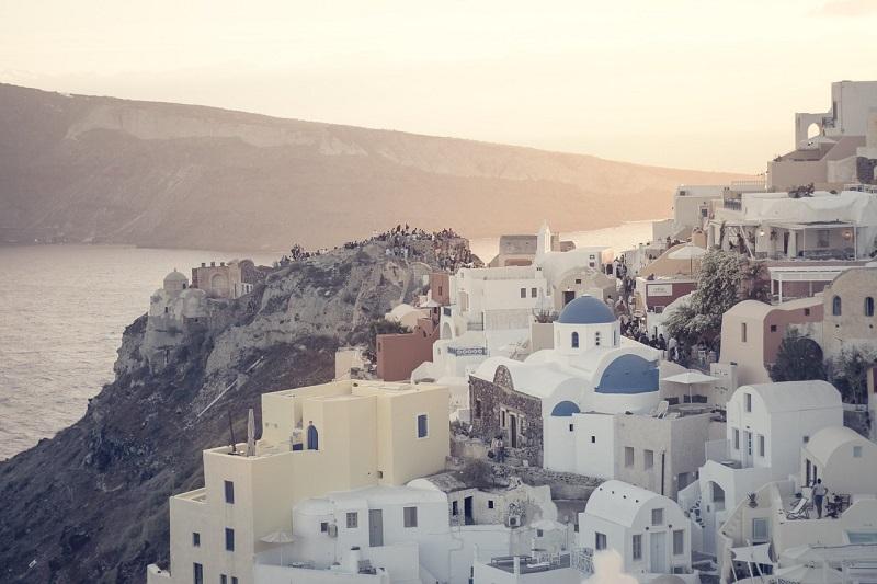 Grčija je vsekakor lepa v vseh letnih časih
