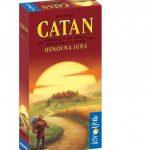 Družabna igra Naseljenci otoka Catan za vso družino
