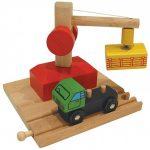 Domiselne in klasične lesene igrače za otroke