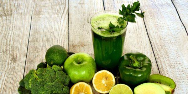 Razstrupljanje telesa s pomočjo zelenjave in sadja